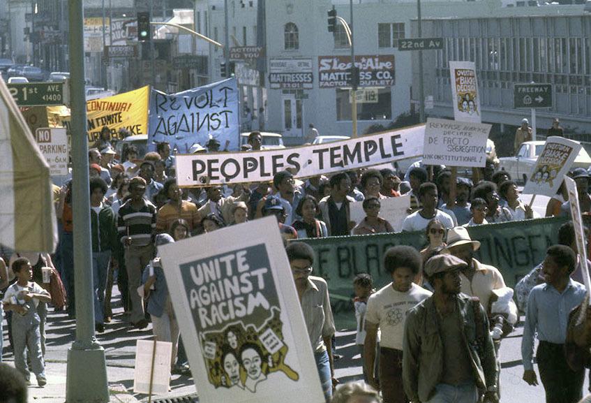 Peoples Temple Gründer