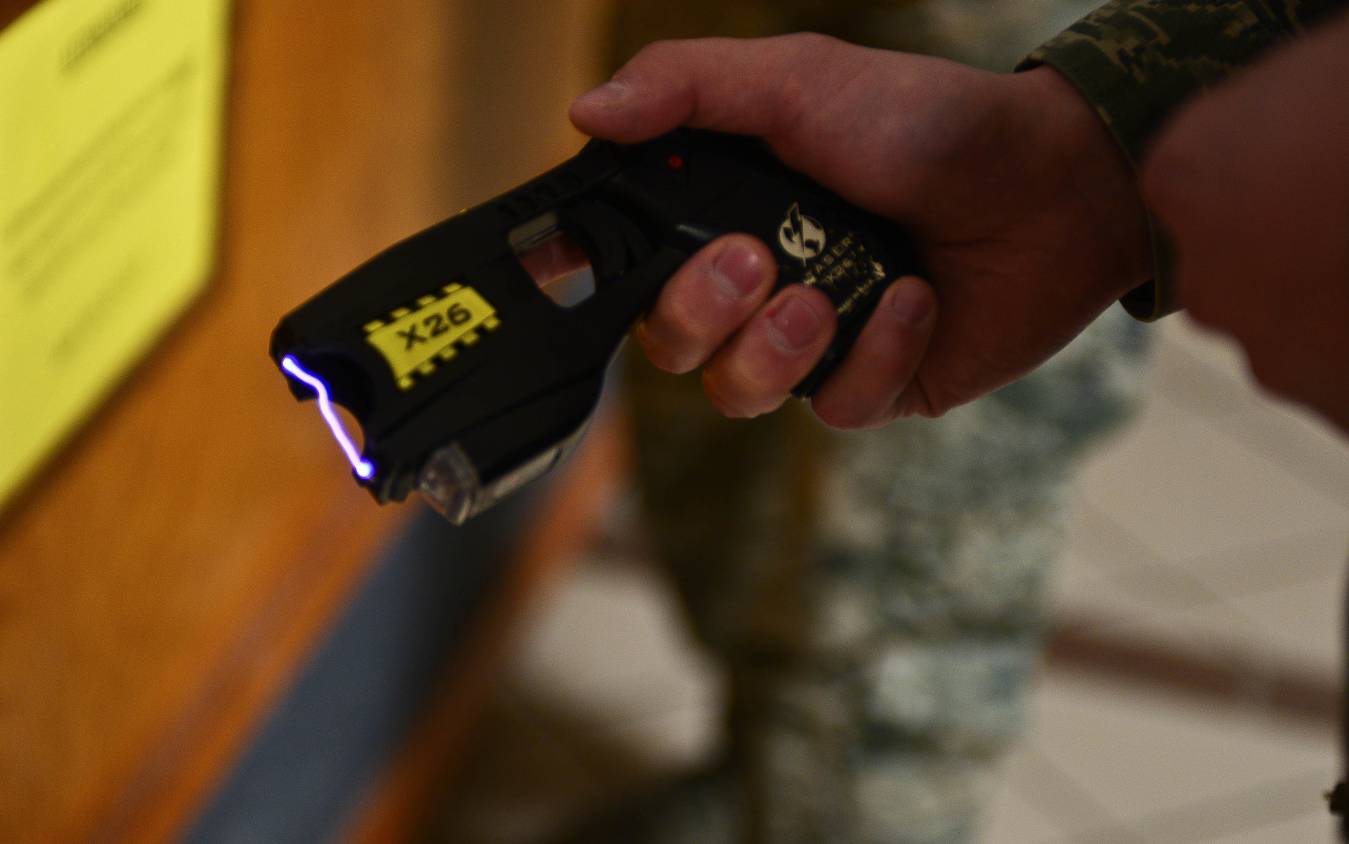The year tasers became deadly: A look at three police